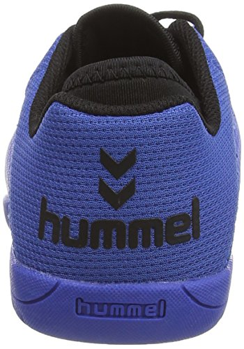 hummel HUMMEL ROOT PLAY Unisex-Kinder Hallenschuhe Blau (Turkish Sea 7524)