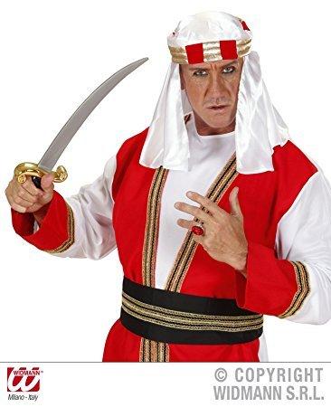WIDMANN Arabischen Kopfschmuck für Kostüm ()