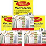 Aeroxon - Moth Paper - 3 x 20 Pieces - Against Moths, Bugs and Larvae