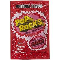 Pop Rocks Candy Bonbons Pétillants Cherry 11 g -