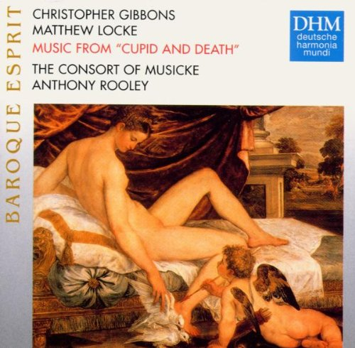 Music from Cupid and Death [Import anglais]