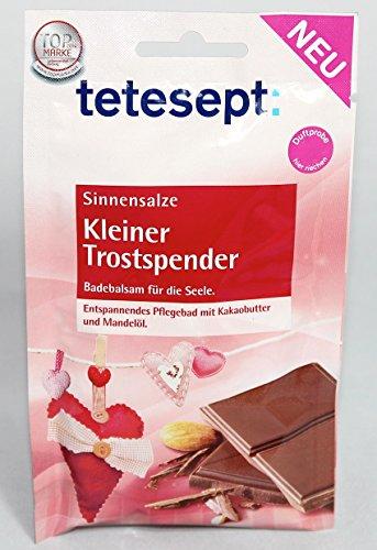 Tetesept 92359 Kinder Badespaß Blubbersalz Vulkan Land 50g, 1er Pack (1 x 50 g)