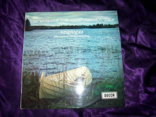 SPA 91 Finlandia: Sibelius Grieg LPSO Charles Mackerras (Prom Spa)