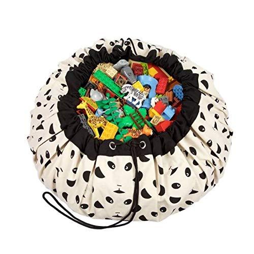 Play and Go Panda - Saco almacenaje
