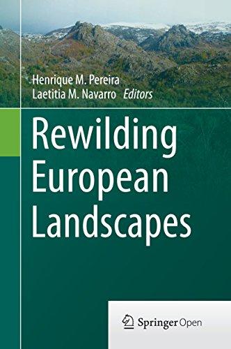 Rewilding European Landscapes (English Edition) por Henrique M. Pereira
