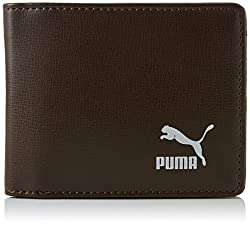 Puma Chocolate Brown Mens Wallet (7481502)