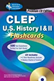 CLEP?de?ed??ede??d???de?ed???de??d??? U.S. History I & II Flashcards w/CD (CLEP Test Preparation) by Mark Bach (2009-08-21)