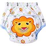 Rrimin Unisex Baby Training Pants Baby Underwear Reusable Cloth Diapers - B075XRFHZ4