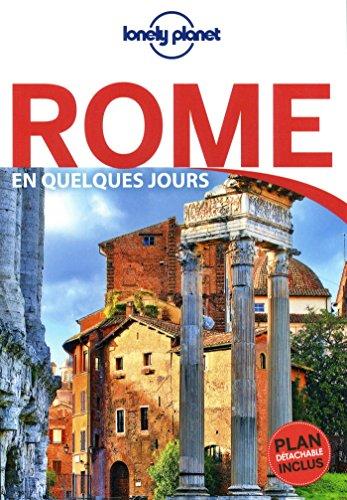 Rome En quelques jours - 6ed par Lonely Planet LONELY PLANET