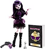 Monster High Toy - Frights Camera Action Hauntlywood - Elissabat Fashion Doll Daughter of Vampire