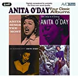 Four Classic Albums: Anita Sings the Most/the Lady Is a Tramp/An Evening With Anita O'day/Anita
