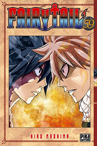 Fairy Tail Edition simple Tome 59
