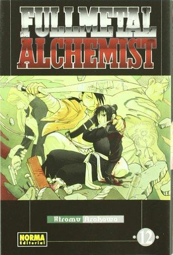 Fullmetal Alchemist 12 Cover Image