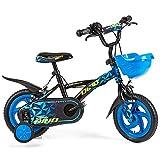 Bicicleta para niños, bicicleta de 12 pulgadas 2-4 - Best Reviews Guide