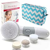 Facial Cleansing Brush System For Face &...