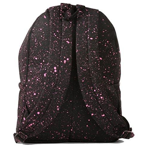 Hype Rucksack Tasche - Verscheidene Farben Speckled Black/Pink