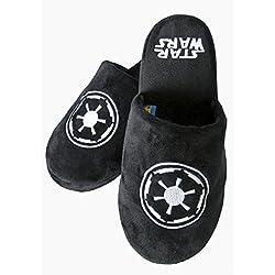 La Guerra de las Galaxias Empire Logo Zapatillas Negro one size