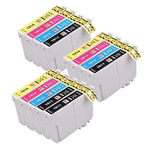 13cartucce compatibili per Epson XP102XP202XP205XP225XP30XP302XP305XP312XP315XP322XP325XP402XP412XP415XP405XP405XP405WH XP422XP425