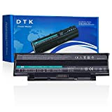 Dtk Notebook Laptop Battery for Dell Inspiron 3420 3520 13r 14r 15r 17r N3010 N3110 N4010 N4050 N4110 N5110 N5010 N5030 N5040 N5050 M5110 M5010 M4110 M501,P/N J1knd 4t7jn [9-cell 6600mah]