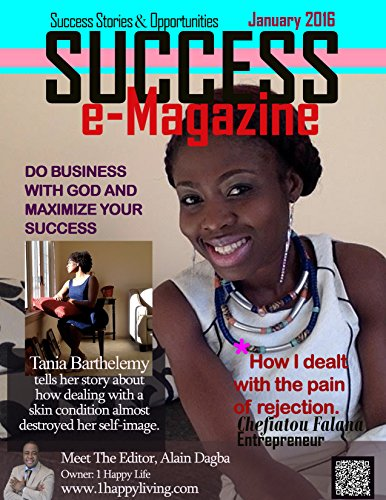 Success eMagazine January 2016: Success Stories & Opportunities