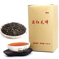 Generic 200g Dian hong maofeng tea large congou black tea premium red Chinese mao feng dian hong famous yunnan black tea 200g