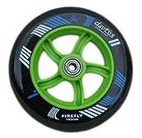 145 mm Rolle für Scooter Roller Kickboard Rolle mit Abec 5 Kugellager Grün