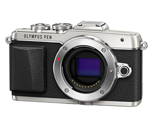 For Sale Olympus PEN E-PL7 Interchangeable Lens Camera – Silver (16.1MP) 3.0 inch Touchscreen LCD Reviews