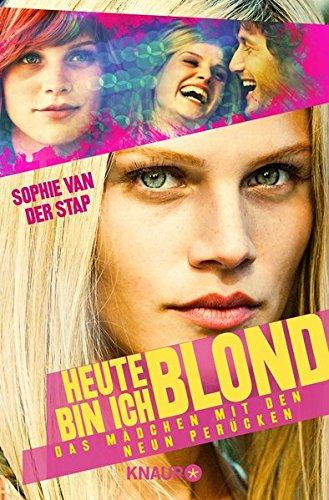 Buchcover Heute bin ich blond: Das Mädchen mit den neun Perücken