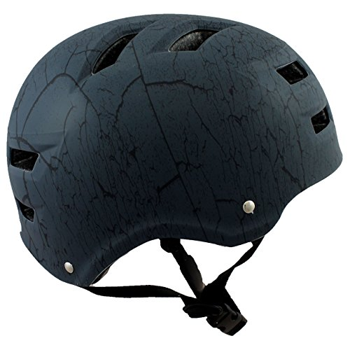 Skullcap Helmets  NextLevel Bike Helm Crack, Medium