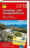 ADAC Camping- und Stellplatzführer Italien, Kroatien, Österreich, Slowenien 2018 (ADAC Campingführer) - ADAC Verlag GmbH & Co KG