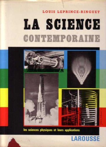 La science contemporaine. 2 vol.