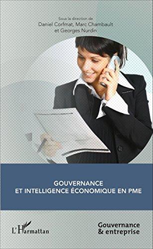 Gouvernance et intelligence économique en PME par CORFMAT/CHAMBAULT/NURDIN