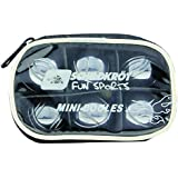 SCHILDKRÖT FUN SPORTS BOULE/BOCCIA Set Mini, Nylontasche