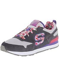Skechers Retrospect Floral Fancies - Zapatillas de deporte infantiles