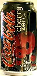 Coca Cola Cherry Zero 355ml X 12