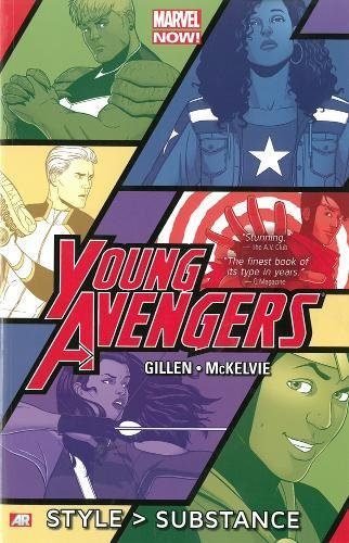 YOUNG AVENGERS 01 STYLE SUBSTANCE NOW