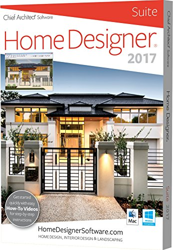 Home Designer Suite 2017 (PC/Mac) Test