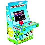 Lexibook - Consola Cyber Arcade, 240 juegos, color rojo (JL2950)