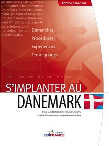 S'implanter au Danemark