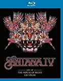 Santana IV - Live at The House of Blues Las Vegas [Blu-ray] [Import italien]