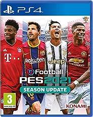PES 2021 Season Update عربى I Arabic (PS4)