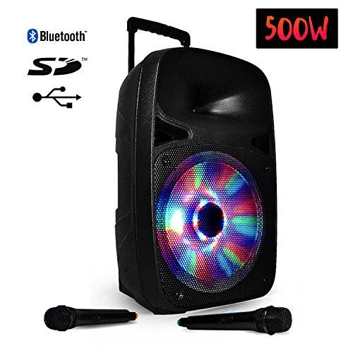 Party PARTY-SP500 Enceinte portable amplifiée