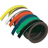 FRANKEN Magnetbänder/M801-10 5mmx1m schwarz