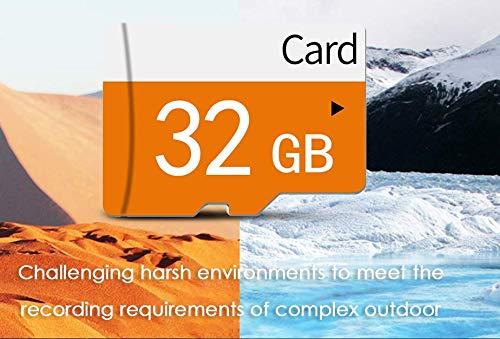 Festnight Tarjeta de Memoria TF Tarjeta Micro SD Tarjeta TF Gran Capacidad Class10 Flash Rápido de la Velocidad de Tarjeta de TF Almacenamiento de Datos 8GB / 16GB / 32GB / 64GB