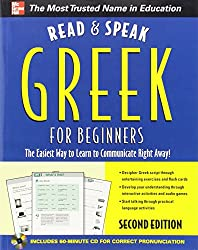 Read and Speak Greek for Beginners with Audio CD, 2nd Edition (Read & Speak for Beginners)