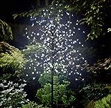 Polarlite PCA-03-003 PCA-03-003 LED-Baum Kirschblüten 180cm Kalt-Weiß Braun