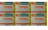 6 x MASSIGEN MAGNESIO E POTASSIO 144 BUSTINE