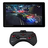 'Wireless Kabellos Bluetooth Controller Spiel-Gamepad Controller für Technisat violapad 10 g 3 g/Touchlet X10. dual. plus Tablet 9,7 Zoll Tablet PC