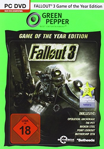 Fallout 3 - Game of the Year Edition [Green Pepper] - [PC] - Fallout Steam
