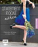 Statement-Röcke nähen: 3 Schnitte, 15 Röcke